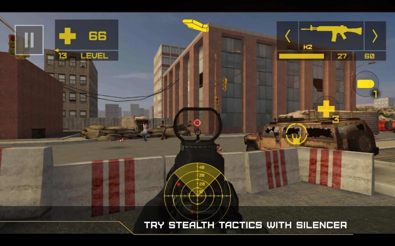 Zombie Defense 2: Episodes Screenshot