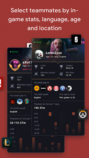 PLINK - Connecting Gamers 1.72.1 screenshots 2