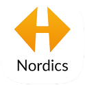 NAVIGON Nordics icon
