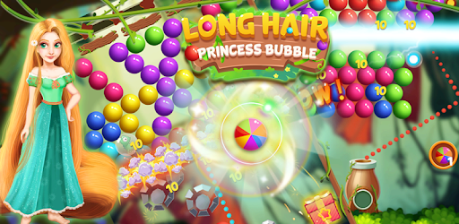 Long Hair Princess Bubble for PC