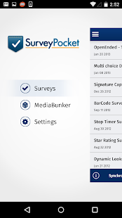 SurveyPocket - Offline Surveys- screenshot thumbnail