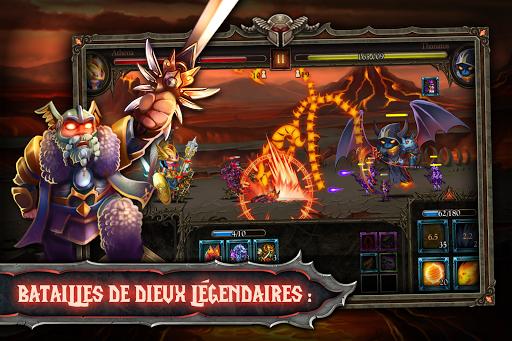 Epic Legendary Summoners - Magic Heroes Action RPG  captures d'écran 4