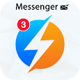 New Messenger - Text & Video Chat For Free