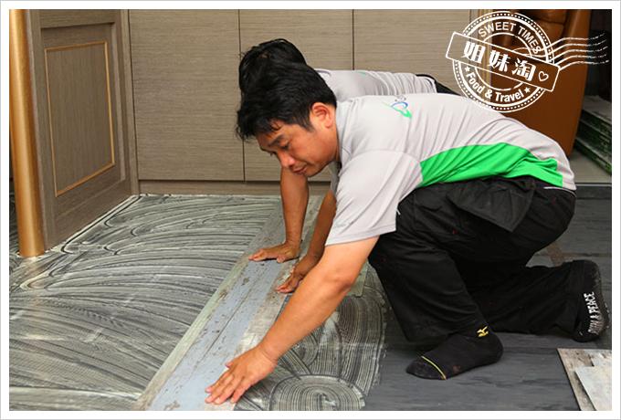富銘塑膠地板Green-Flor 台中塑膠地板