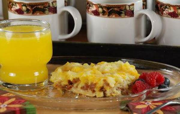 One Dish Breakfast Bake Recipe
