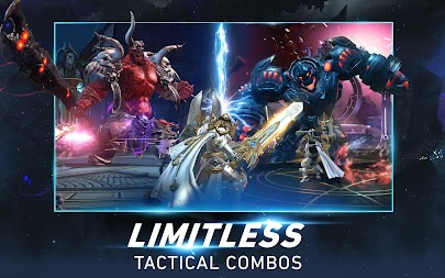 Aion: Legions of War APK screenshot thumbnail 9