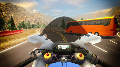 Bike vs. Bus - screenshot