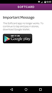 Softcard - screenshot thumbnail