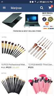 Marjose Online Shopping- screenshot thumbnail