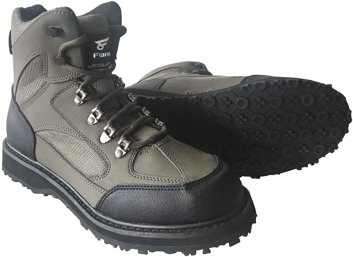 8 Fans Budget wading boots