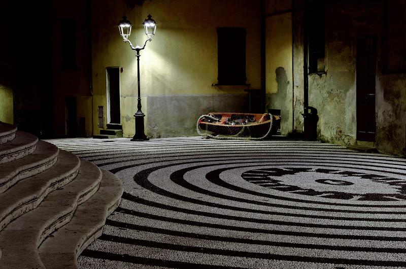 La quiete della notte...!! di Giuseppe Loviglio