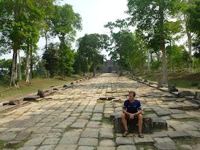 Photo: Celý komplex, který je zasvěcen Šivovi, má na délku 800 metrů ...