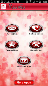 Sweet Love Messages Romantic screenshot 0