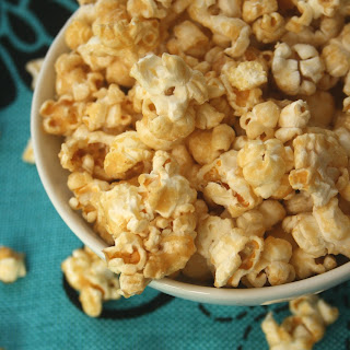 Sweet and Salty Popcorn.