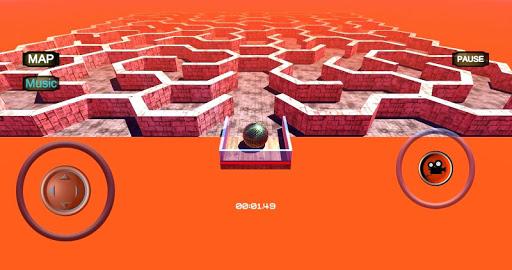 Epic Maze Ball 3D (Labyrinth) screenshots 2