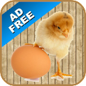 Chicken Games & Sounds icon
