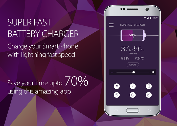 Super Fast Charger- screenshot