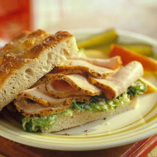 Focaccia Bread Sandwiches Recipes.