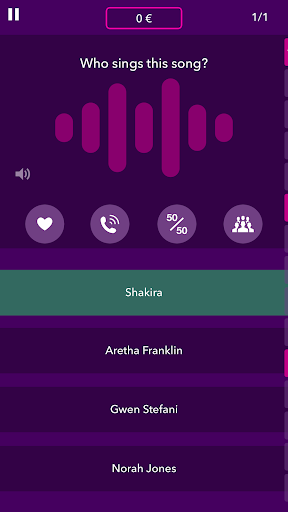 Millionaire Music Quiz apktram screenshots 2