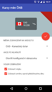 Czech Koruna Exchange Rates- screenshot thumbnail