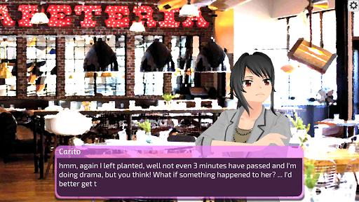 Beating Together - Visual Novel screenshots 16