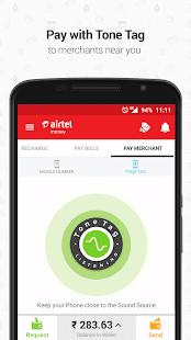 Airtel Money - Recharge & Pay- screenshot thumbnail