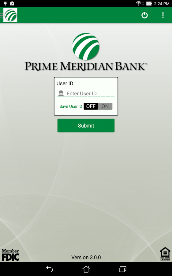 PMB Mobile Banking- screenshot