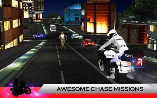 Police Moto: Criminal Chase screenshot 7