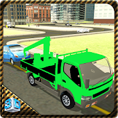 City Tow Truck Simulator 3D
