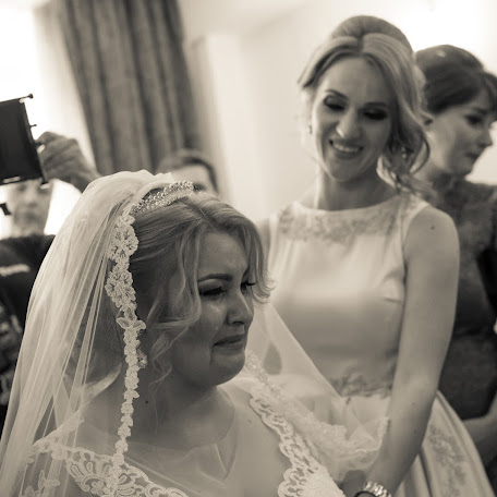 Wedding photographer Sergiu Verescu (verescu). Photo of 12.12.2017