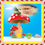 Cute baby cartoon photo frames APK icon