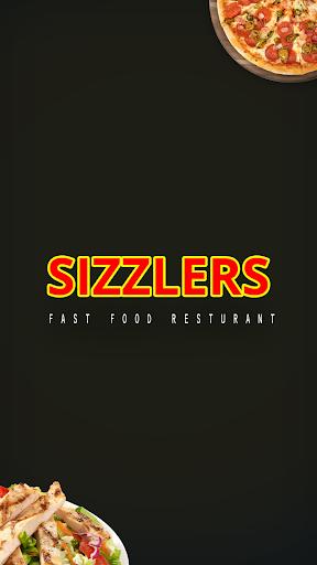 SIZZLERS FAST FOOD GLASGOW