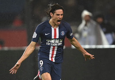 Cavani en route vers un grand club italien ?
