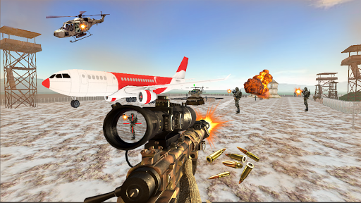 Army Commando Survival 2017 for PC