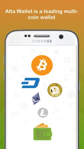 Alta Wallet - Bitcoin Wallet