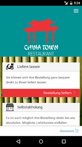 China Town Restaurant