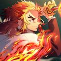 Wallpaper of Kimetsu - Anime Wallpapers HD icon