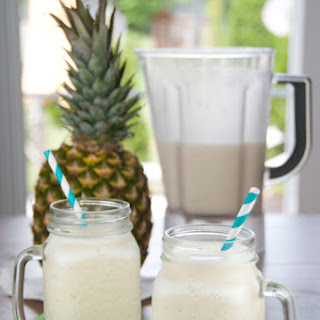 Pineapple Caribbean Slush