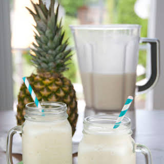 Pineapple Caribbean Slush.