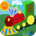 Train Games For Toddlers Free icon