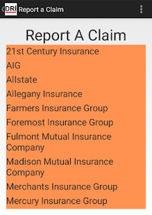 DRickard Insurance Agency- screenshot thumbnail