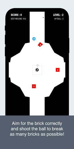 Télécharger Gratuit Survive the Ball, break bricks apk mod screenshots 1