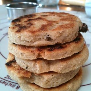 Mom's Raisin Griddle Cookies