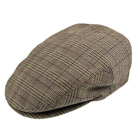 Jaxon Plaid Cap