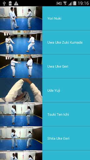 少林寺拳法技巧