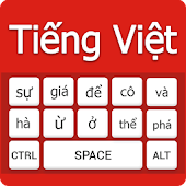 Vietnamese keyboard-Easy Vietnamese English Typing