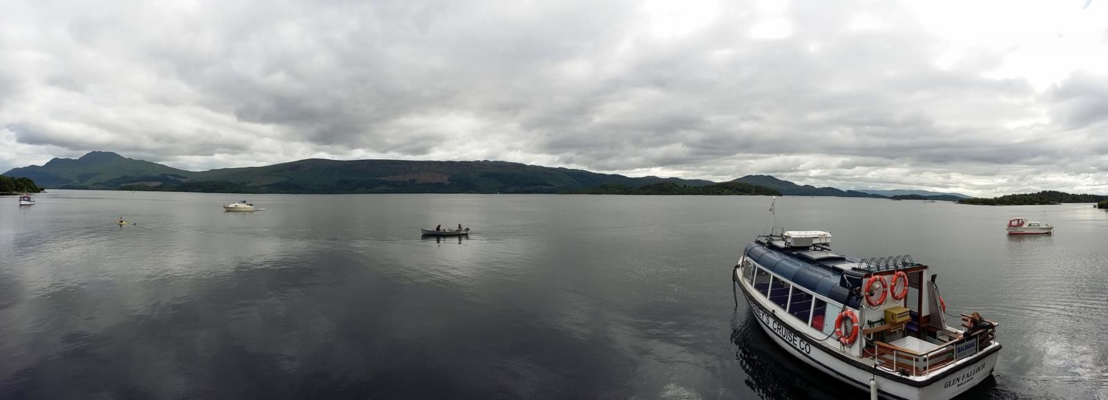 cosa vedere a Loch Lomond