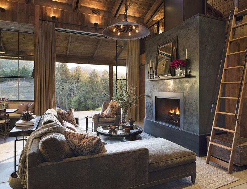 27 Log Cabin Interior Design Ideas Trulog Siding