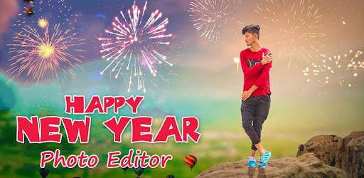 Happy New Year Editing Background 60
