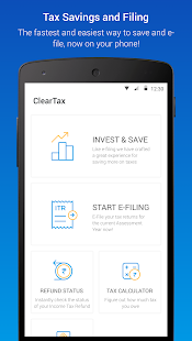 ClearTax- screenshot thumbnail